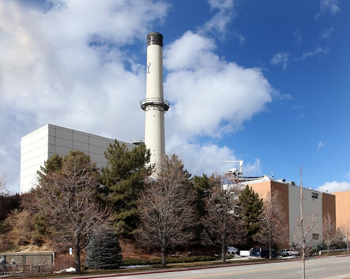 Byu Central Utilities Plant