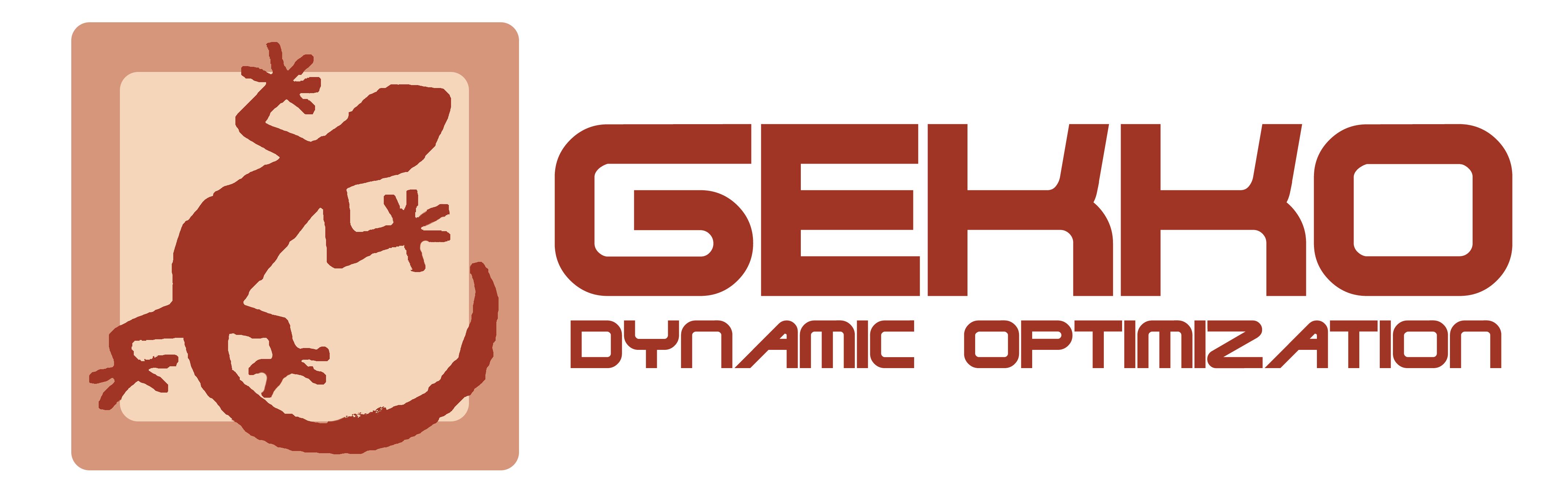 GEKKO Optimization Suite