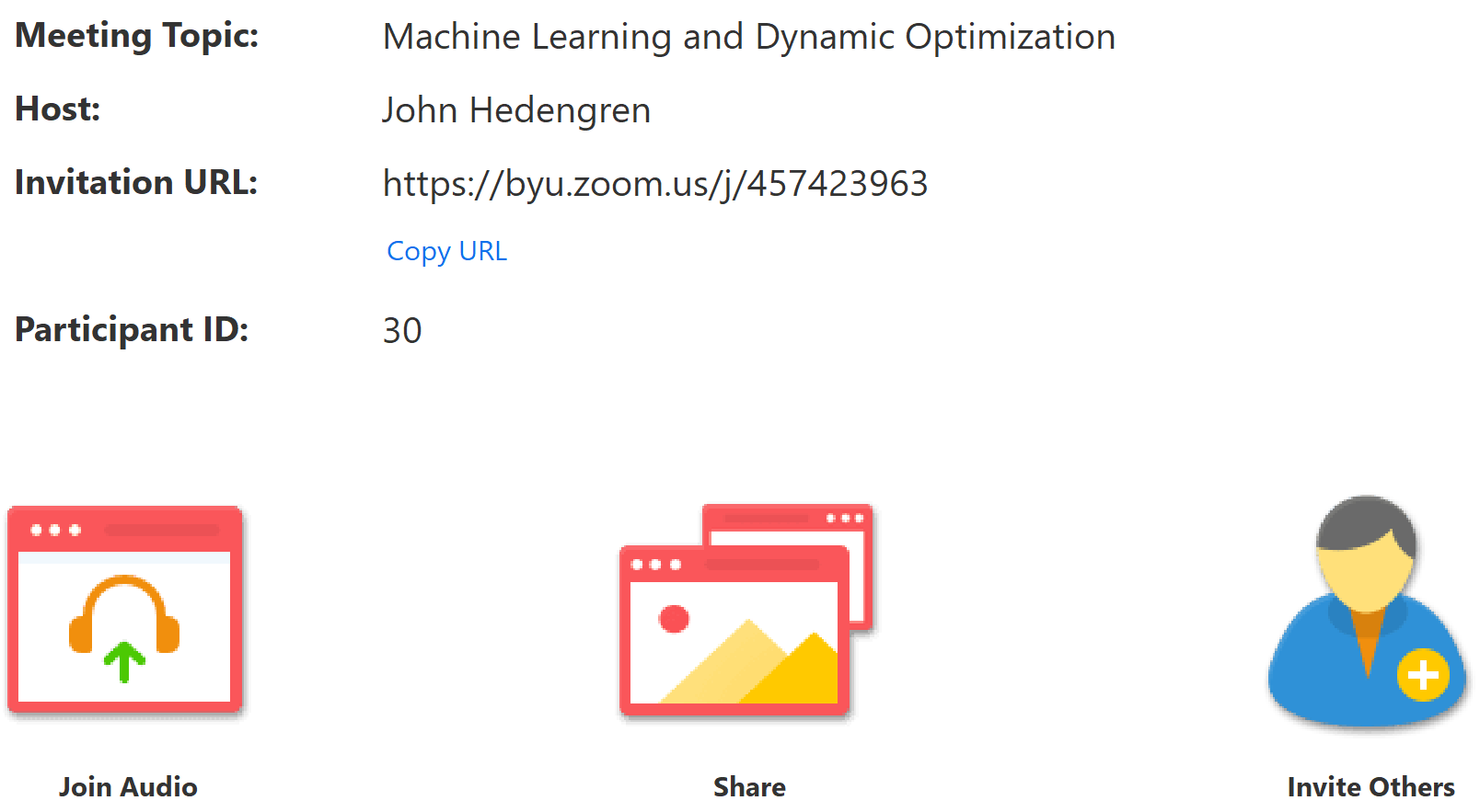 Join Online Course with Zoom | Dynamic Optimization